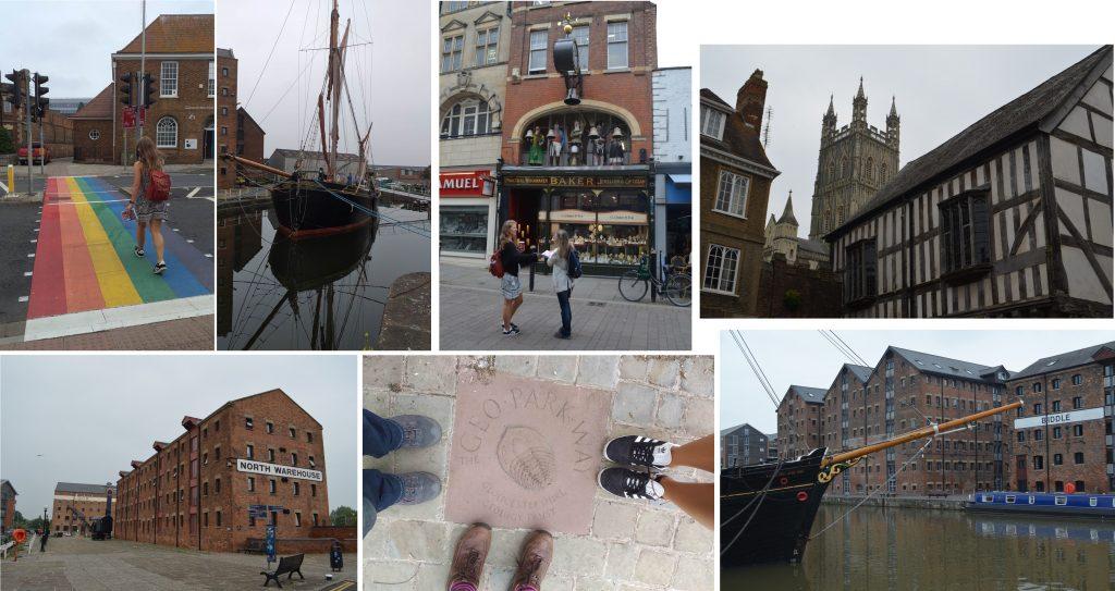 A tour around Gloucester