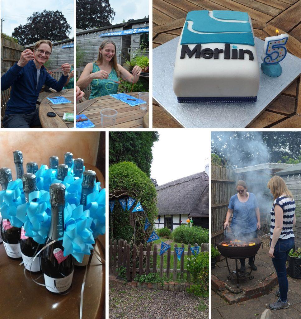 Happy 5th EO Day Merlin!